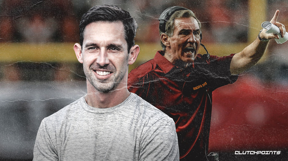 49ers' Kyle Shanahan and Mike Shanahan are first father-son combo to be head coach in Super Bowl