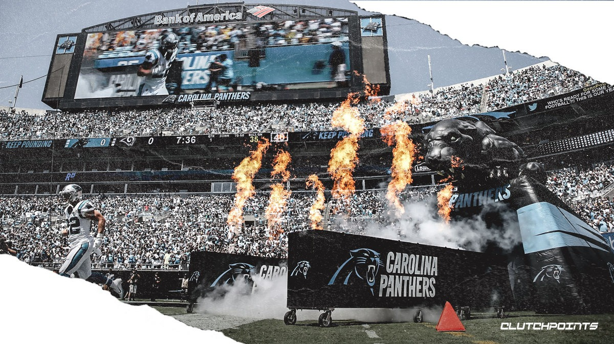 The Roar: Carolina Panthers - cover