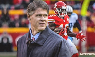 Chiefs, Clark Hunt, Tyreek Hill