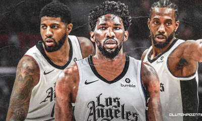 Clippers, Paul George, Kawhi Leonard, Paul George, Joel Embiid