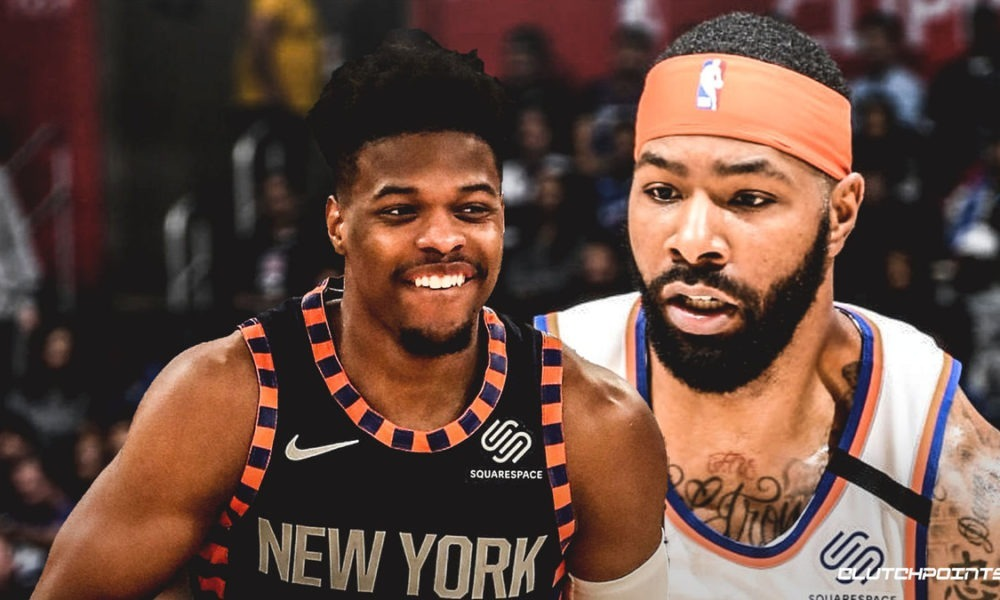 Dennis Smith Jr., Marcus Morris Questionable To Play vs. Heat