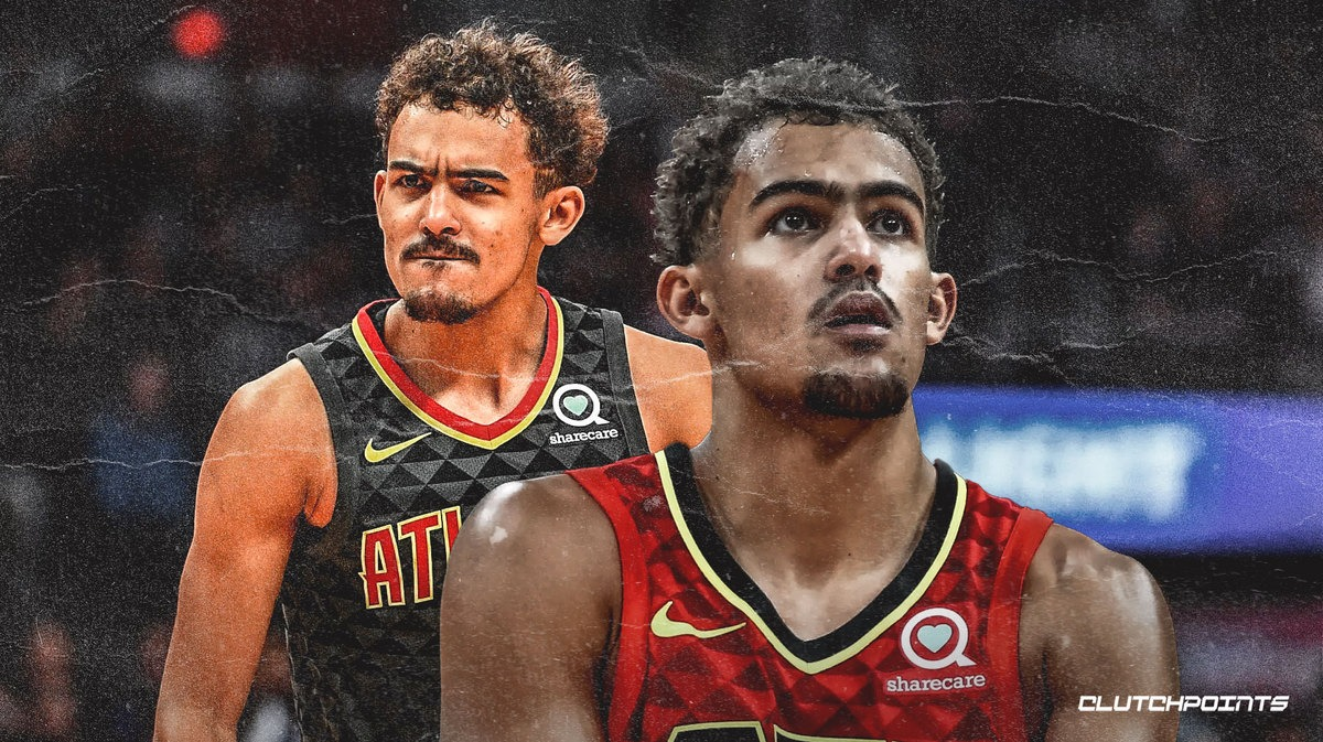 Hawks' Trae Young out vs. Clippers with thigh contusion
