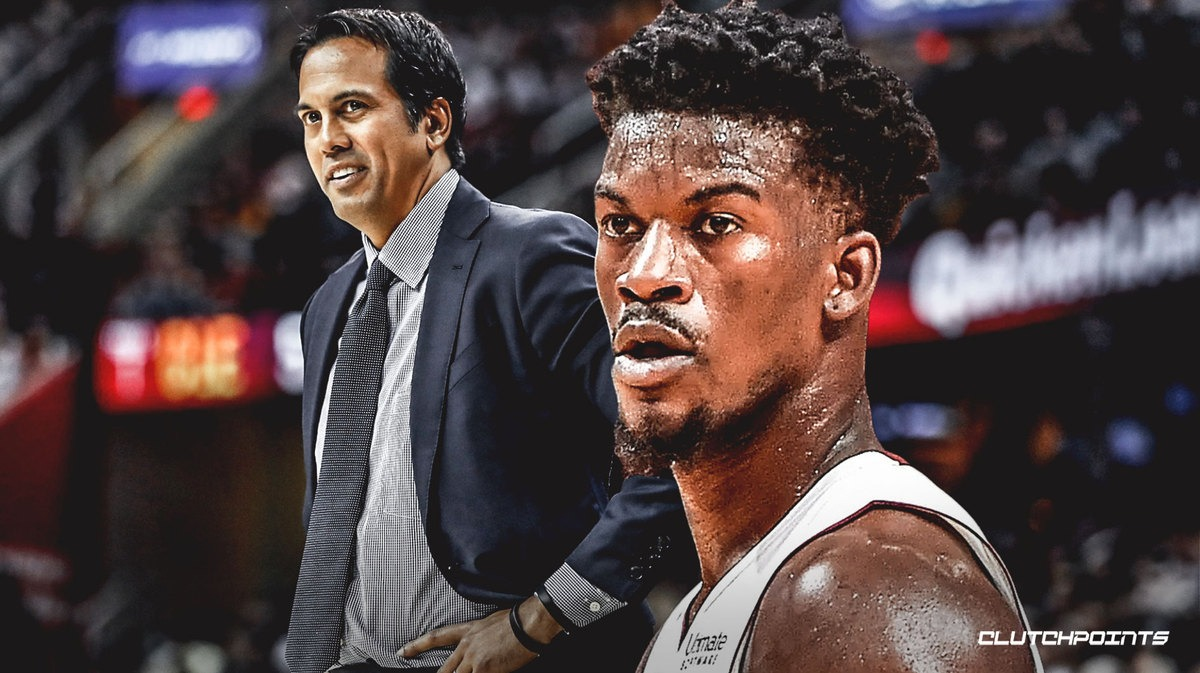Heat News Jimmy Butler On Erik Spoelstra And Birth Of Daughter