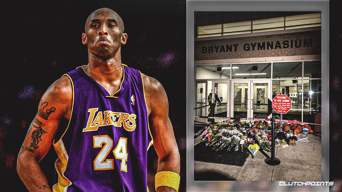 Lakers news: Kobe Bryant shrine created at Lower Merion High School