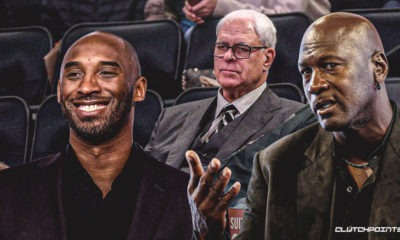 Lakers, Michael Jordan, Kobe Bryant, Phil Jackson