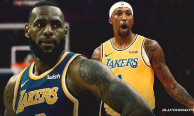Lakers, LeBron James, Kentavious Caldwell-Pope