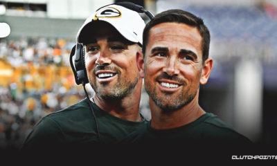 Matt LaFleur, Packers