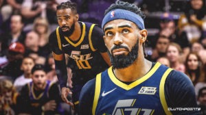 Jazz, Mike Conley