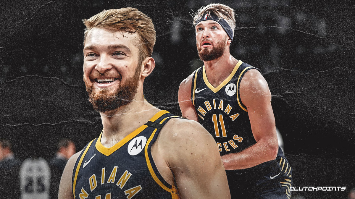 Domantas Sabonis, Pacers Top International Big Men