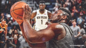 Pelicans, Zion Williamson