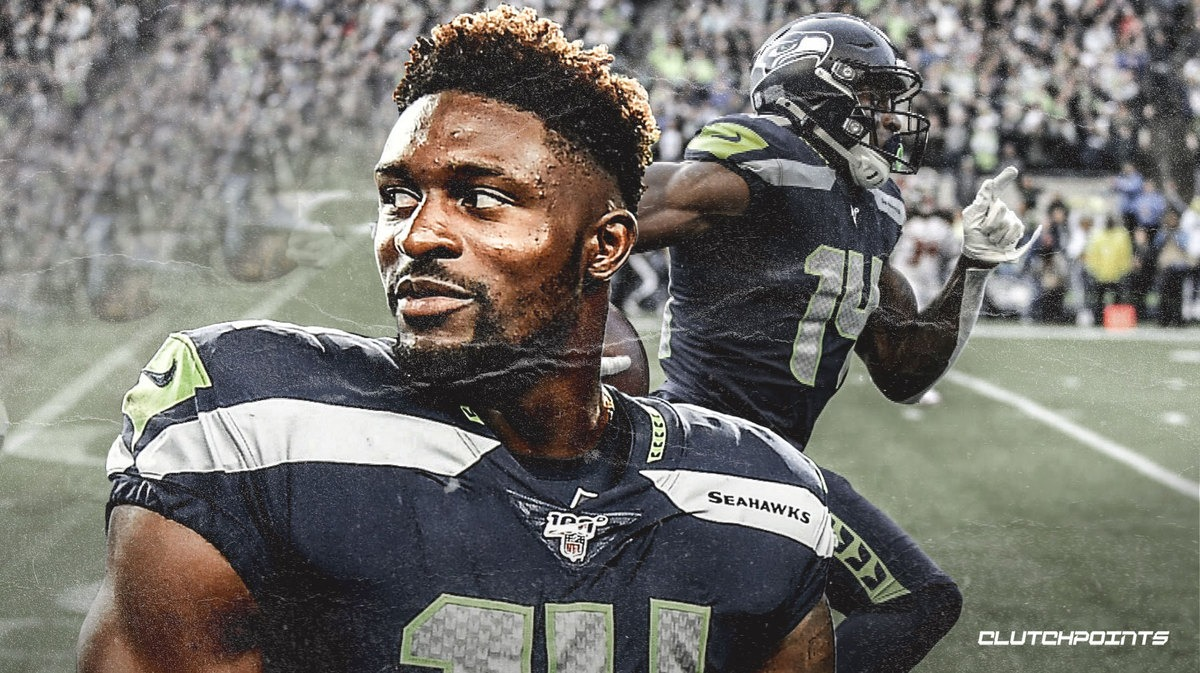 Seahawks News Dk Metcalf On The Cusp Of Making Nfl History In Playoffs