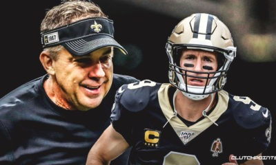 Saints, Drew Brees