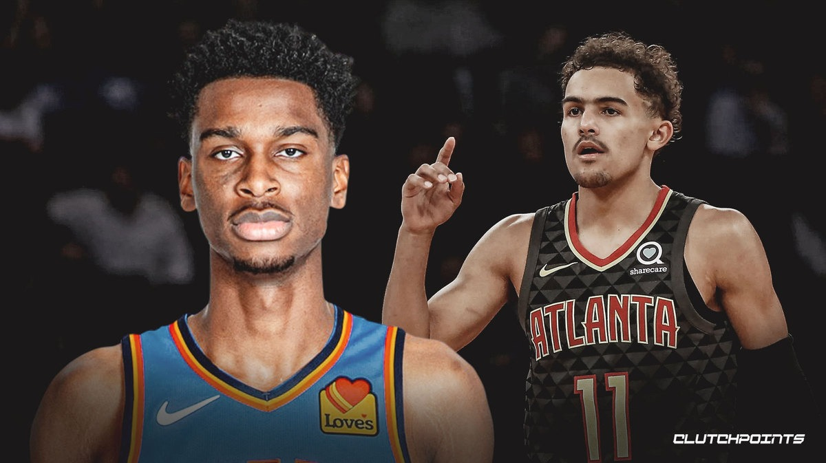Thunder's Shai Gilgeous-Alexander representing 2018 class well, says Trae Young