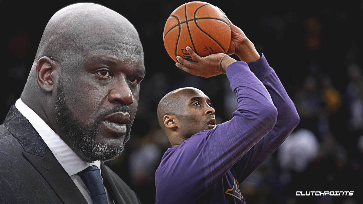 Lakers, Kobe Bryant, Shaquille O'Neall