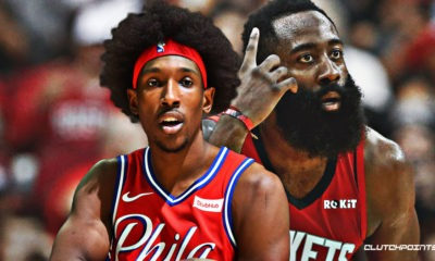 Josh Richardson, James Harden