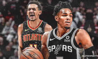 Dejounte Murray, Trae Young, Spurs, Hawks