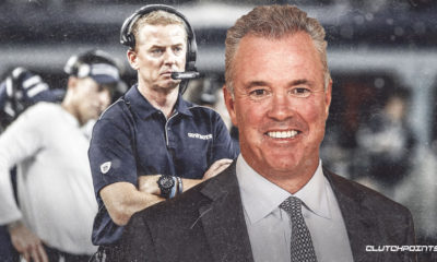 Stephen Jones, Jason Garrett, Giants