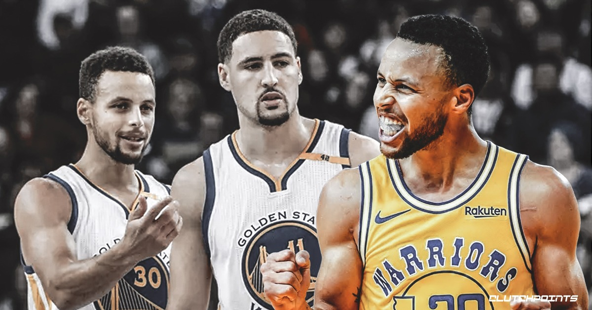 Stephen Curry admits his career wouldn't be the same without Klay Thompson
