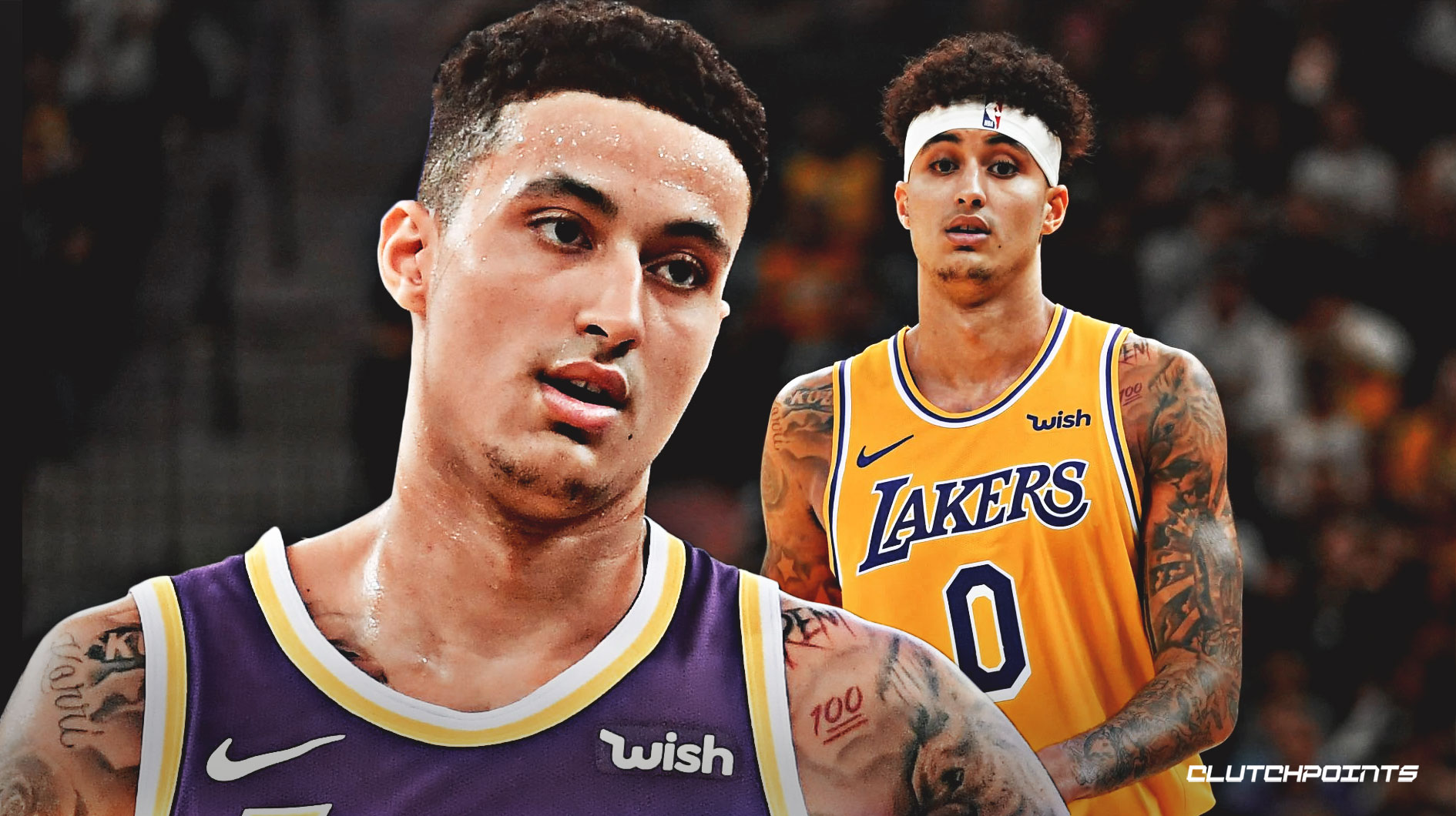 Lakers' Kyle Kuzma Generating Interest On The Trade Market