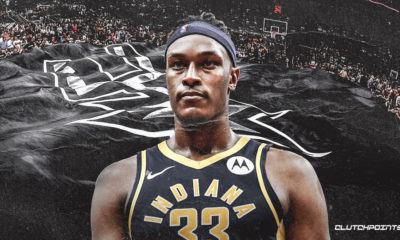 Pacers, Spurs, Myles Turner