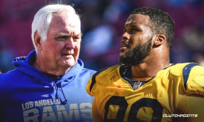 Rams, Aaron Donald, Wade Phillips