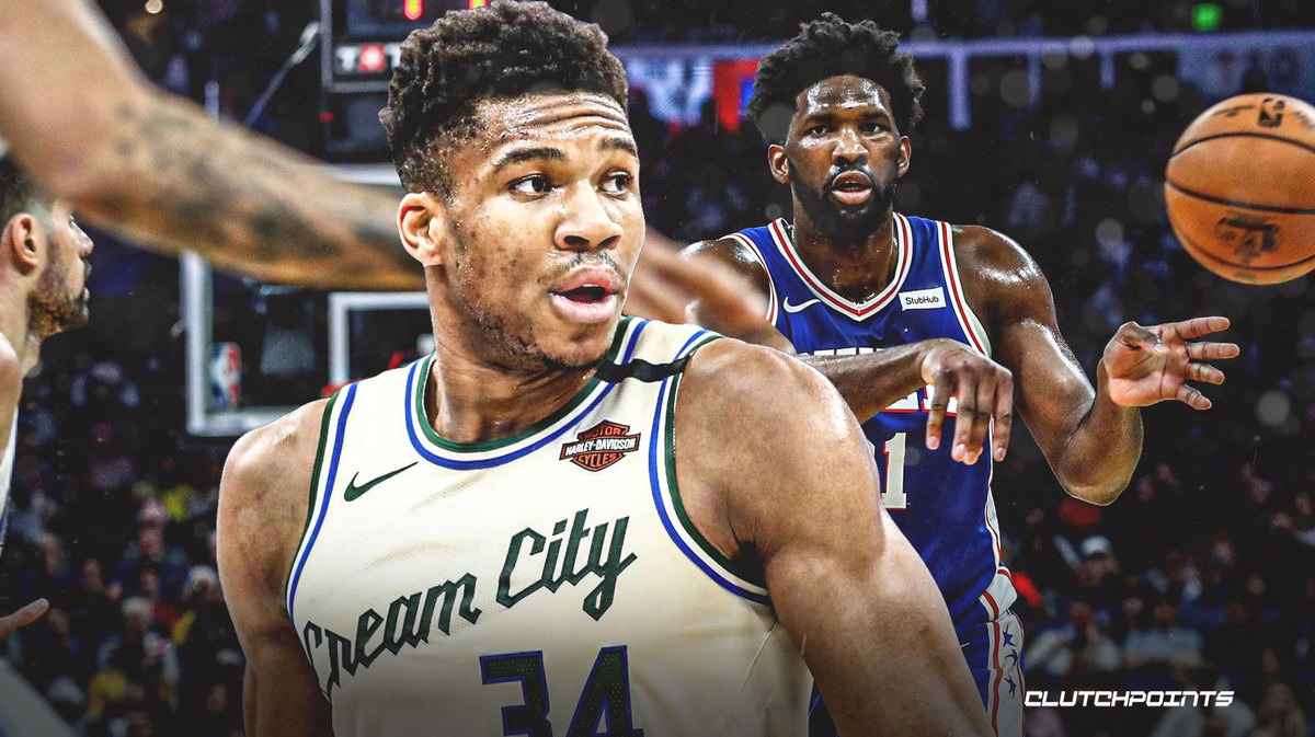 Giannis Antetokounmpo responds to Joel Embiid's 'best player in the world' declaration