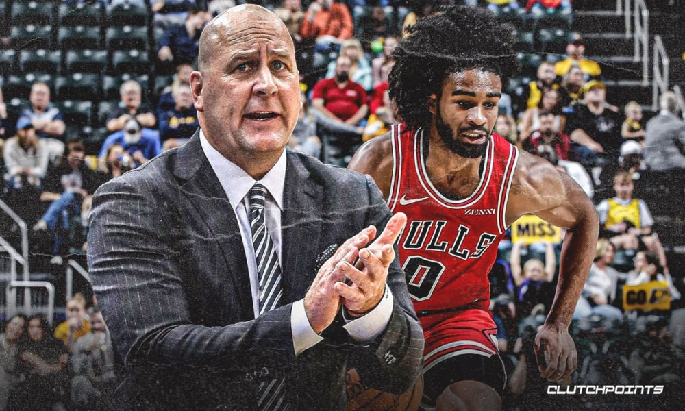 Jim Boylen Likes Bringing Coby White Off The Bench Despite Fans' Plea For Him To Start