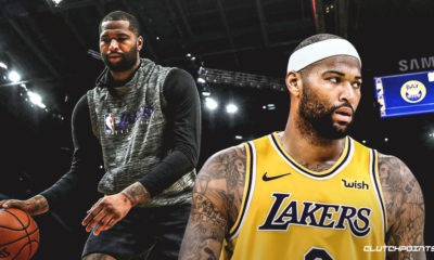 Lakers, DeMarcus Cousins