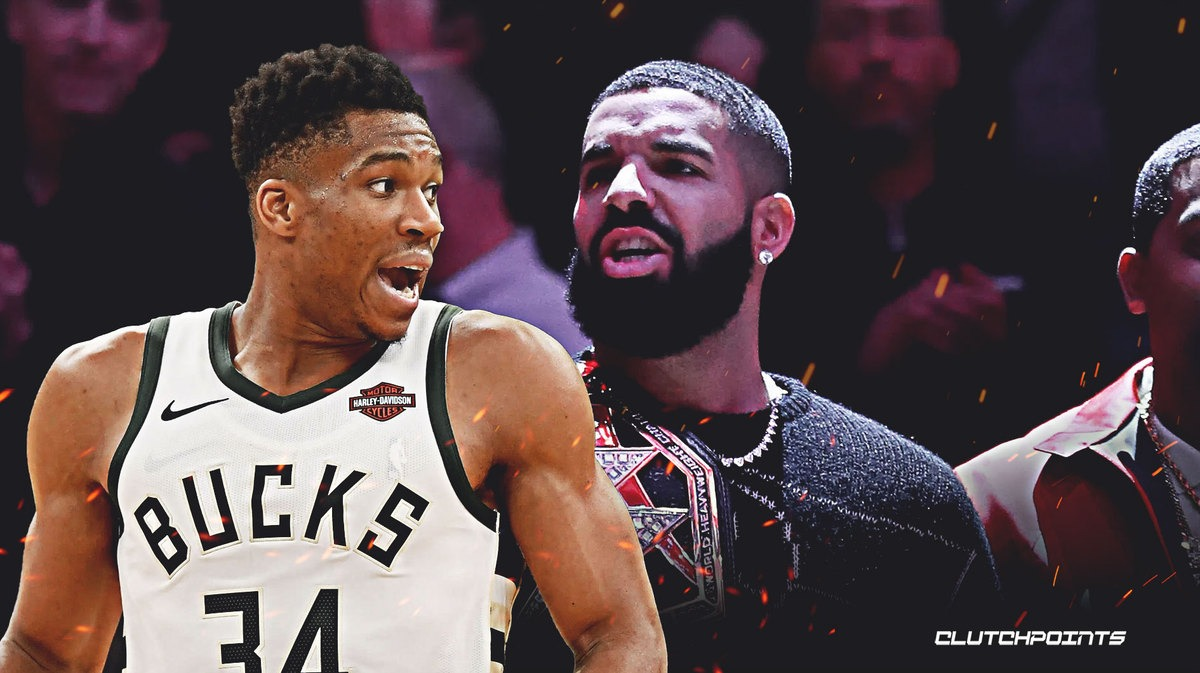 Giannis Antetokounmpo speaks out on Drake trolling Bucks with WWE, championship belts