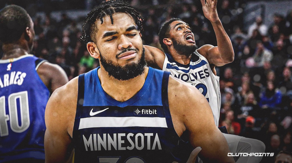 Timberwolves' Karl-Anthony Towns out indefinitely due to injury