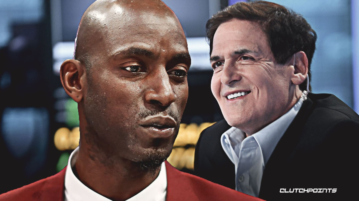 Mavs, Mark Cuban, Kevin Garnett