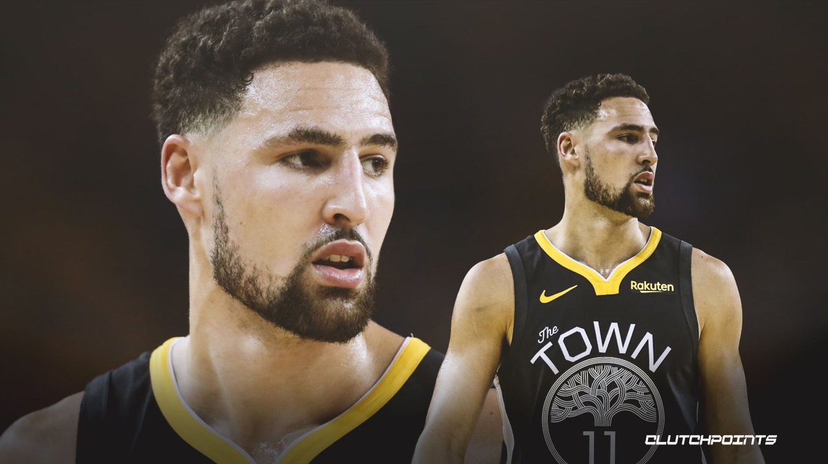 Klay Thompson 'barely said a word' during NBA Draft dinner with Warriors