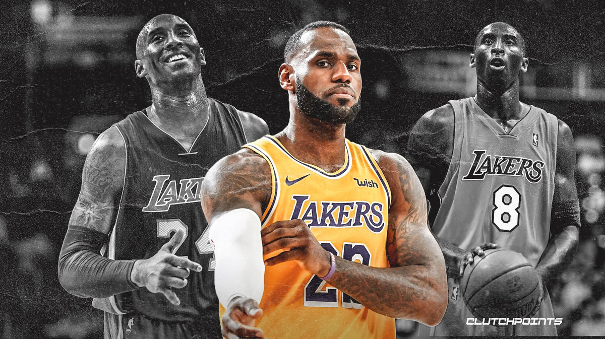 Lakers, Kobe Bryant, LeBron James