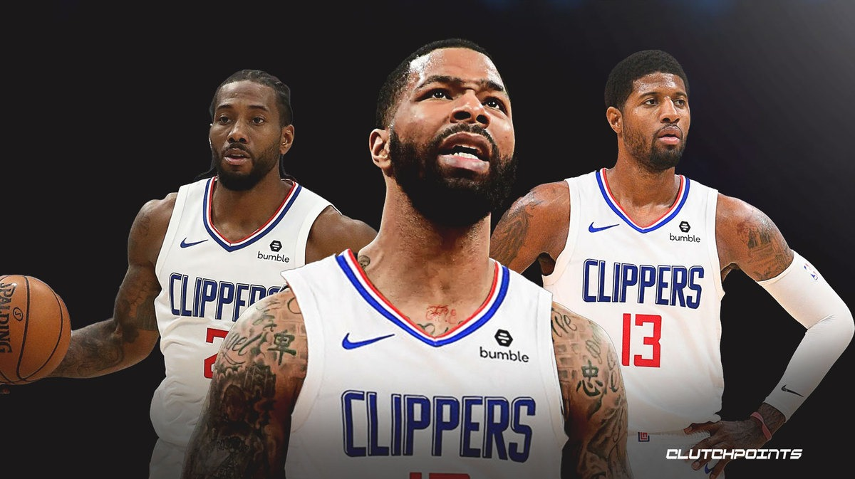Clippers News Marcus Morris On Joining Kawhi Leonard Paul George