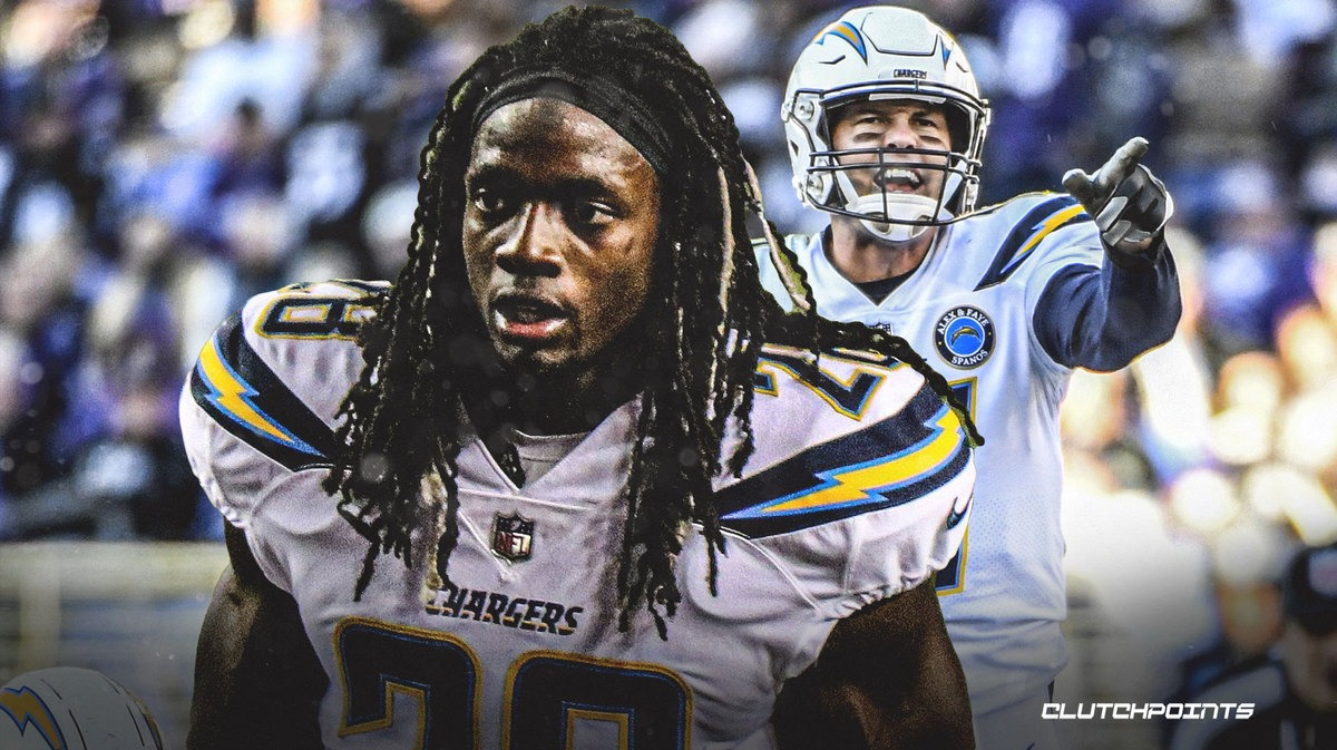 Melvin Gordon, Philip Rivers, Chargers
