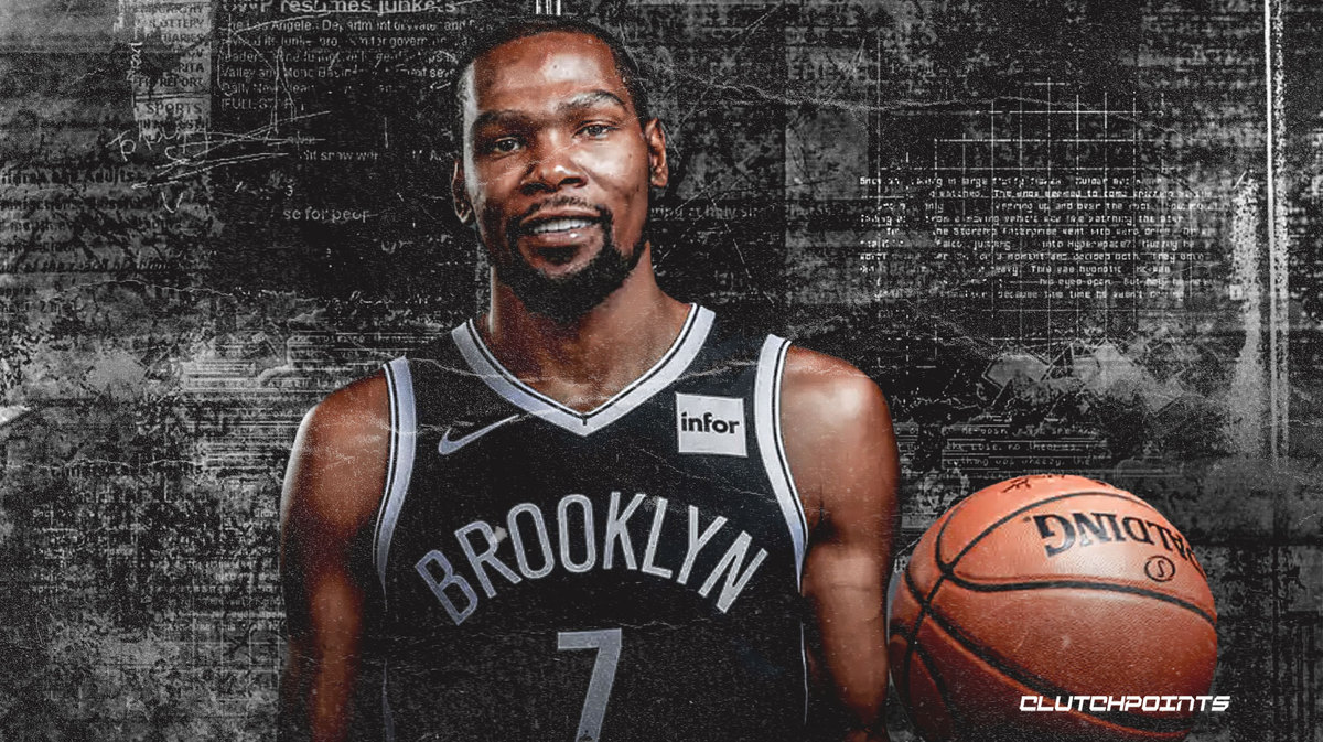 Kevin Durant, Nets