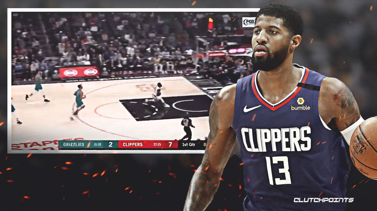 Clippers, Paul George, Grizzlies