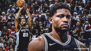 Rudy Gay, Spurs
