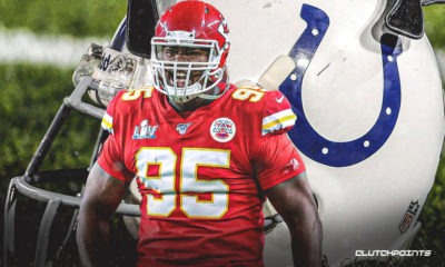 Chris Jones, Colts