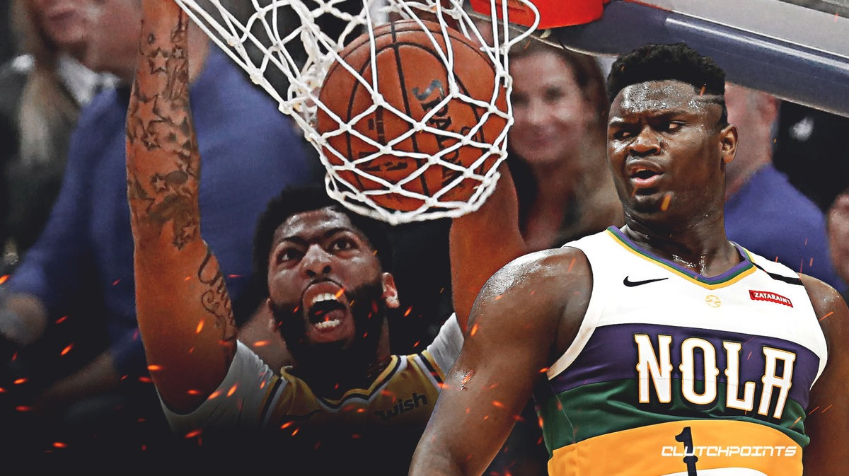 Pelicans' Zion Williamson reveals pre-trade thoughts on playing with Anthony Davis