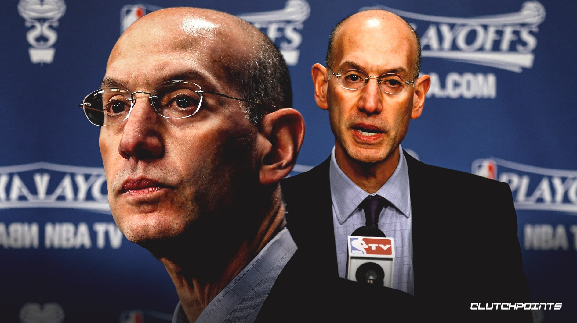 Adam Silver sees in-season tournament, playoff play-in likely to happen