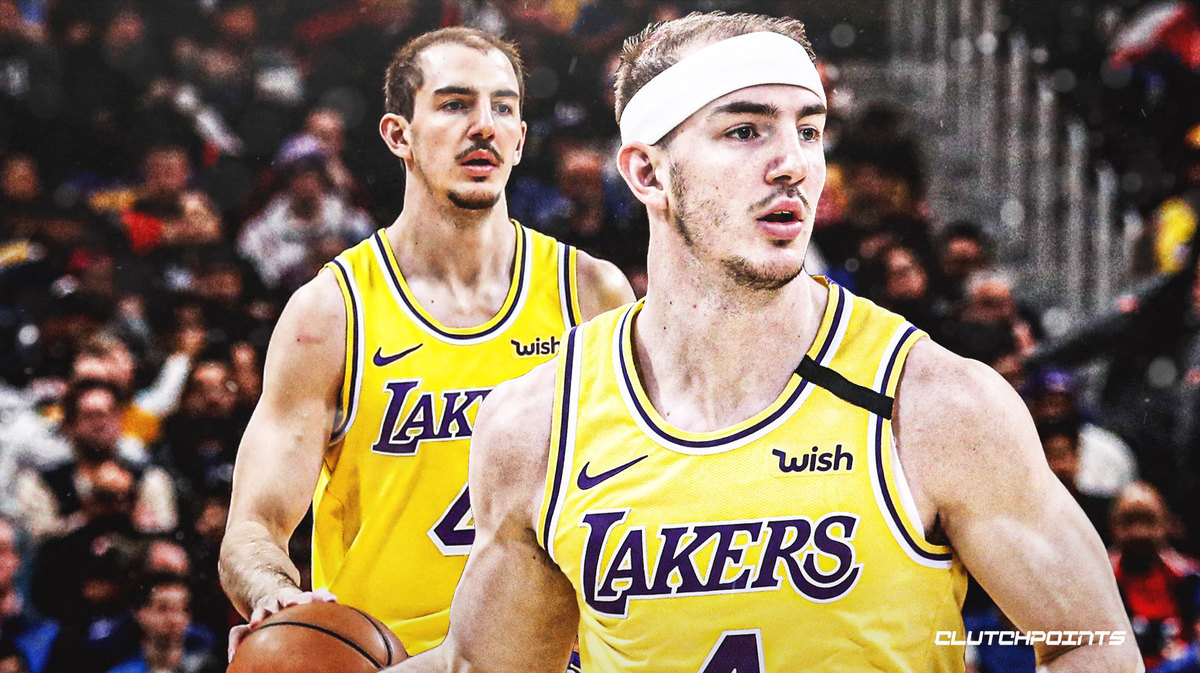 Lakers, Alex Caruso