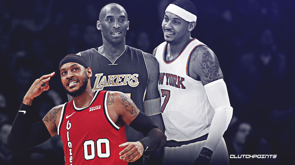 How LeBron James saved Carmelo Anthony's life during infamous banana boat trip