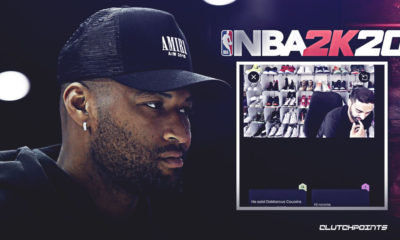 DeMarcus Cousins, NBA 2K20