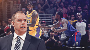 Lakers, Frank Vogel, Clippers