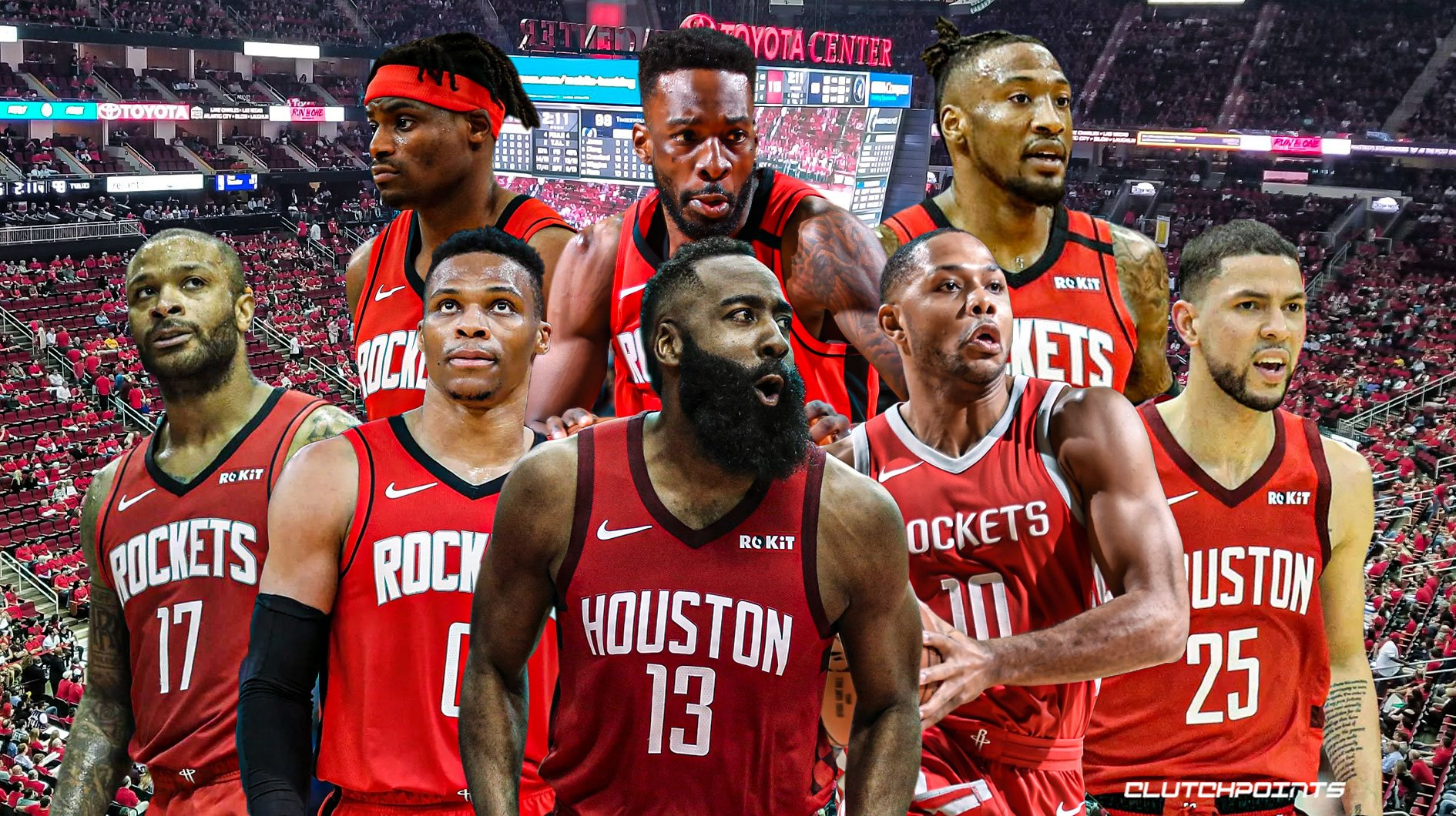 Most heartbreaking moments in Houston Rockets history