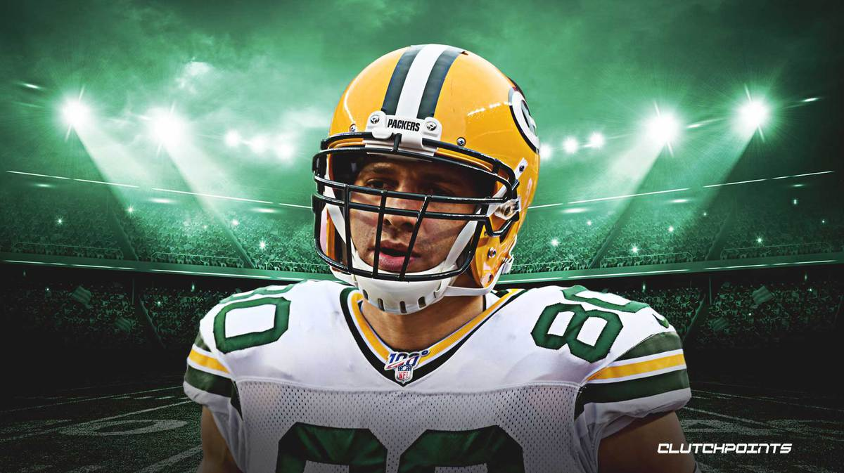 Jimmy Graham, Packers, Bears