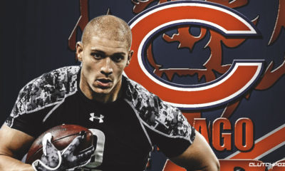 Jimmy Graham, Bears