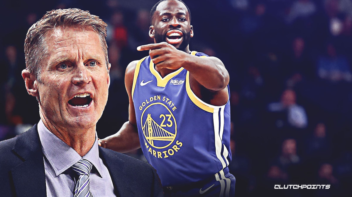 Warriors, Steve Kerr, Draymond Green