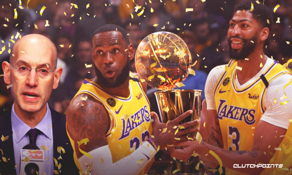 BREAKING: The Lakers will likely win the 2020 NBA ...